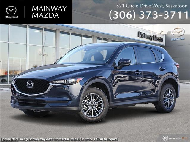 2021 Mazda CX-5 GS w/Comfort Package (Stk: M21278) in Saskatoon - Image 1 of 23
