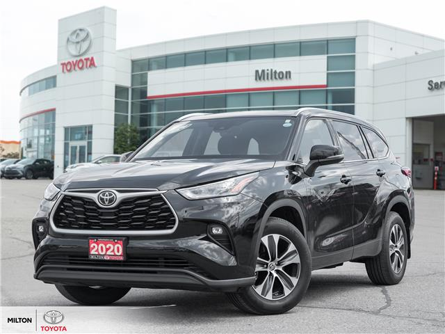 2020 Toyota Highlander XLE (Stk: 512693A) in Milton - Image 1 of 24