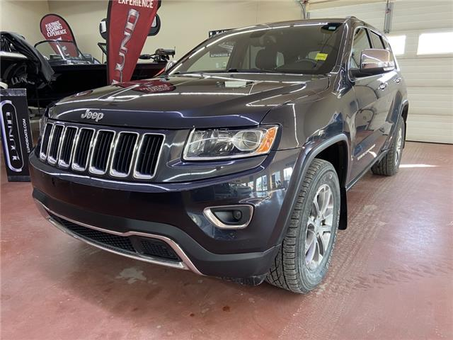 2014 Jeep Grand Cherokee Limited (Stk: T21-74A) in Nipawin - Image 1 of 12