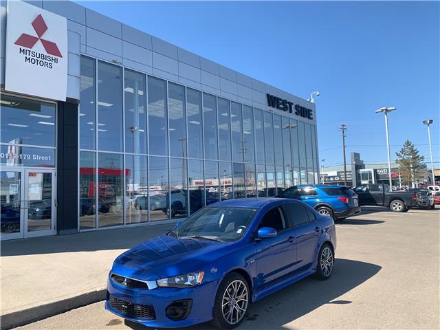 2017 Mitsubishi Lancer SE LTD (Stk: T20177A) in Edmonton - Image 1 of 23