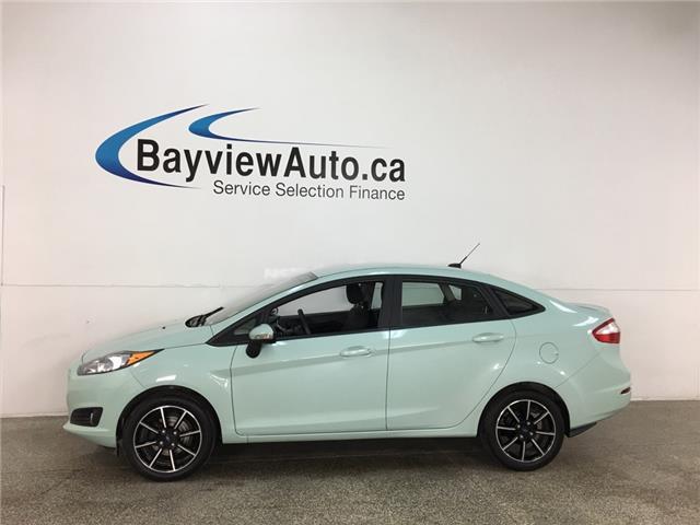 2019 Ford Fiesta SE (Stk: 37735EW) in Belleville - Image 1 of 26