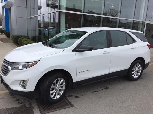 Used 2018 Chevrolet Equinox LS LS|1.5T|FWD|TOUCH SCREEN|REARVIEW CAMERA|HEATED SEATS|REMOTE START - London - Finch Chevrolet
