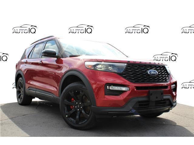 2021 Ford Explorer ST (Stk: 210110) in Hamilton - Image 1 of 28