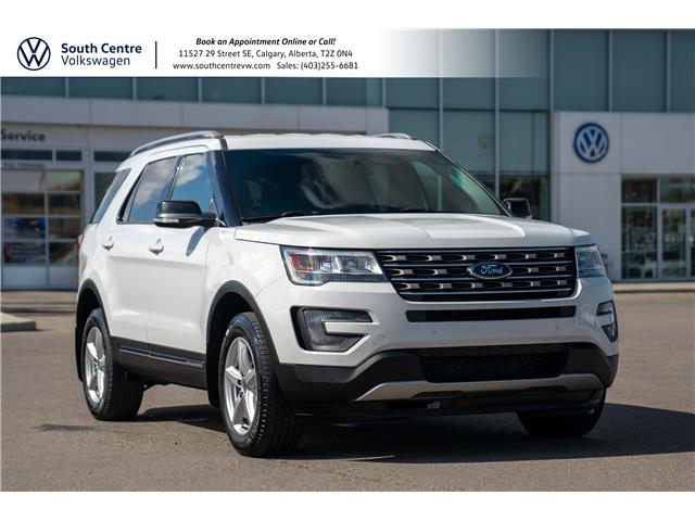 2016 Ford Explorer XLT (Stk: U6685A) in Calgary - Image 1 of 40