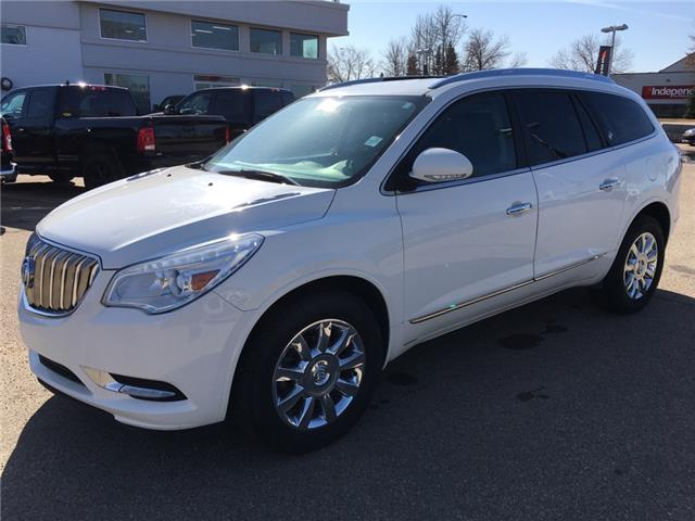 2013 Buick Enclave Leather (Stk: 20R12205B) in Devon - Image 1 of 10