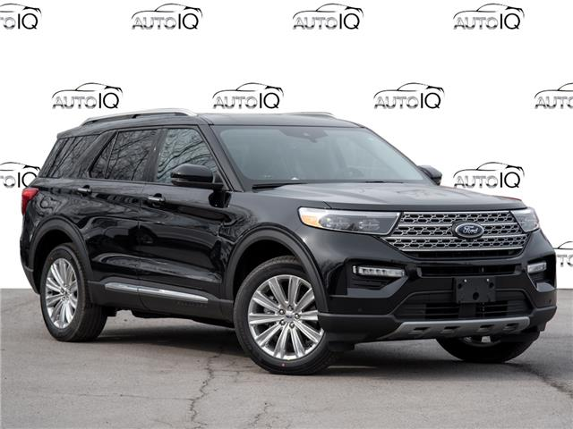 2021 Ford Explorer Limited (Stk: 21EX333) in St. Catharines - Image 1 of 27