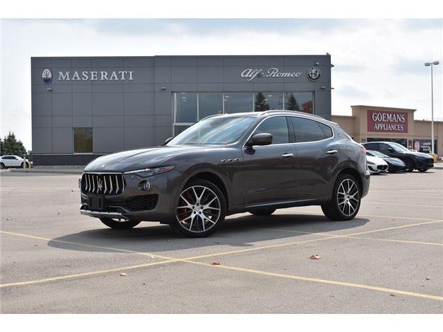 2017 Maserati Levante S (Stk: MU052) in London - Image 1 of 24