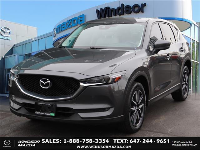2017 Mazda CX-5 GT (Stk: TR71406) in Windsor - Image 1 of 25