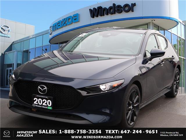 2020 Mazda Mazda3 Sport GT (Stk: M33103) in Windsor - Image 1 of 14