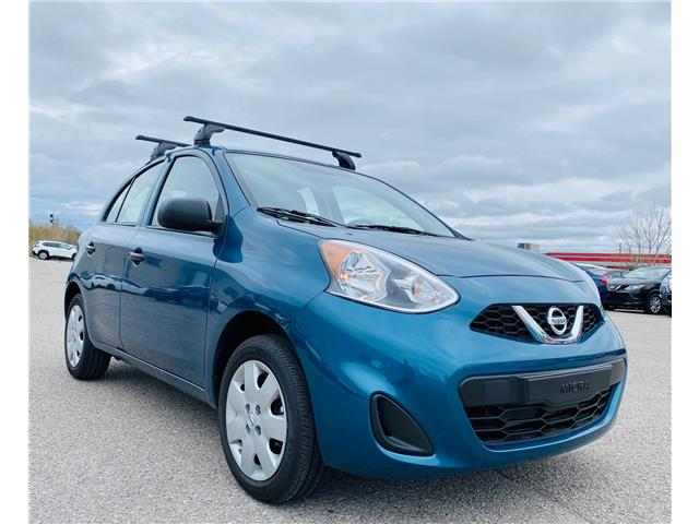 2019 Nissan Micra S (Stk: ) in Thornhill - Image 1 of 15