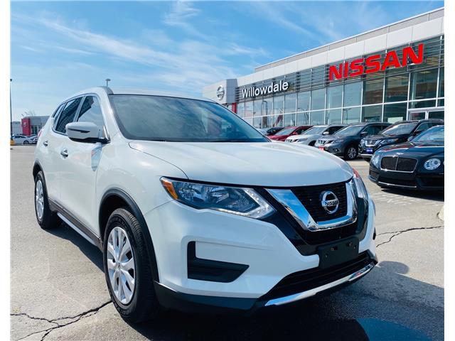 2017 Nissan Rogue S (Stk: N1838A) in Thornhill - Image 1 of 20