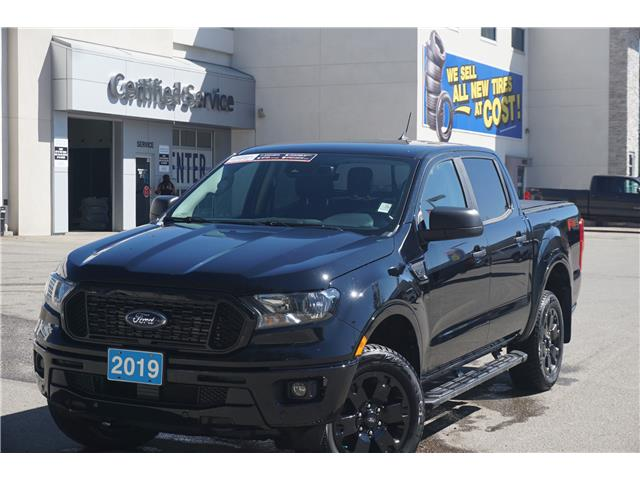 2019 Ford Ranger XLT (Stk: 21-014B) in Salmon Arm - Image 1 of 12