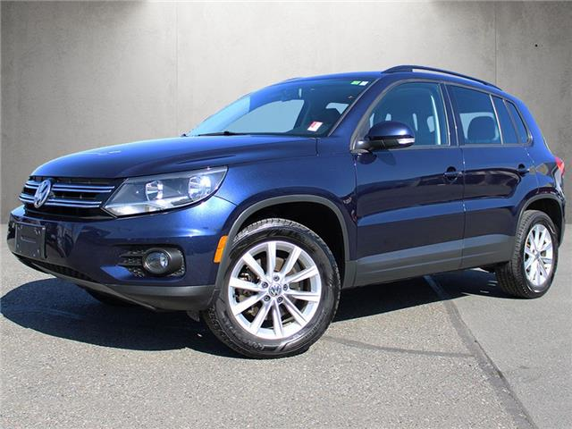 2014 Volkswagen Tiguan Highline (Stk: K12-6337A) in Chilliwack - Image 1 of 14
