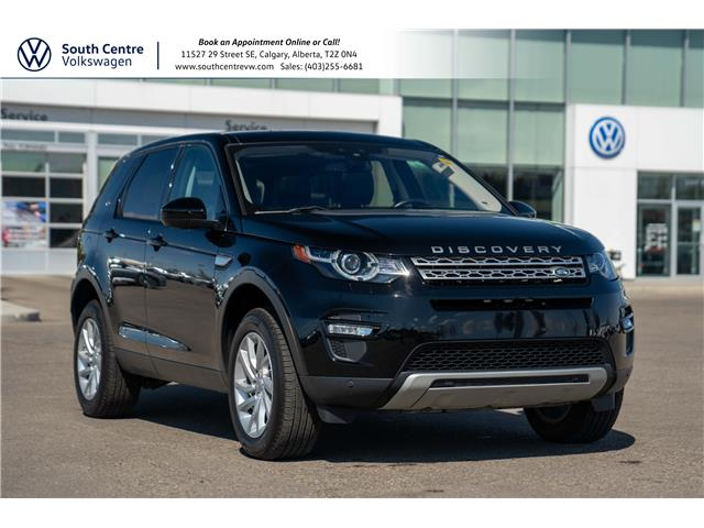 2019 Land Rover Discovery Sport HSE (Stk: 10163A) in Calgary - Image 1 of 38