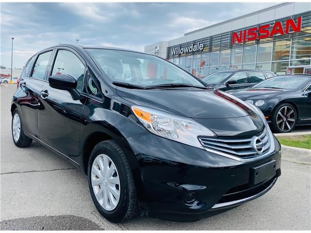 2016 Nissan Versa Note 1.6 SV (Stk: N1719A) in Thornhill - Image 1 of 19