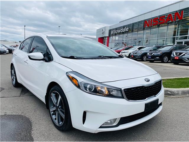 2017 Kia Forte EX (Stk: N1850A) in Thornhill - Image 1 of 22
