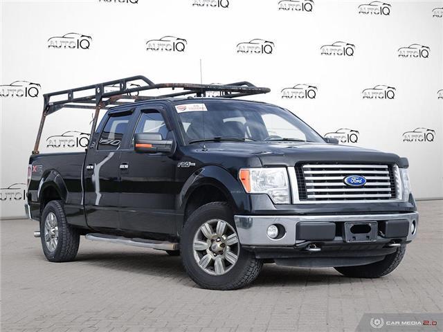 2011 Ford F-150 FX4 Black