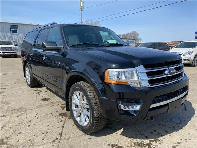 2017 Ford Expedition Max Limited (Stk: 21U131) in Wilkie - Image 1 of 26