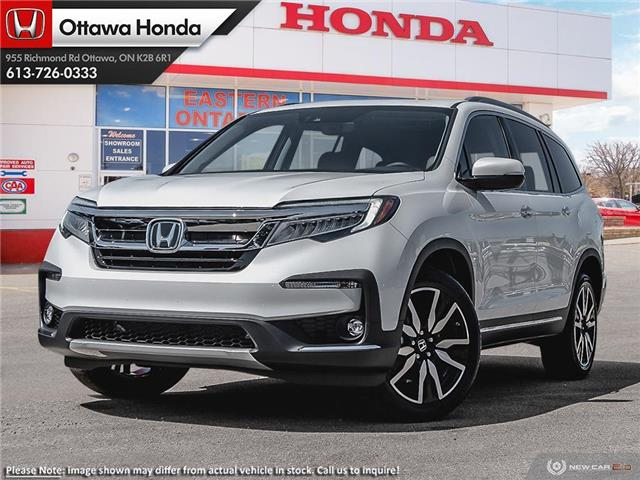2021 Honda Pilot Touring 7P (Stk: 345600) in Ottawa - Image 1 of 23