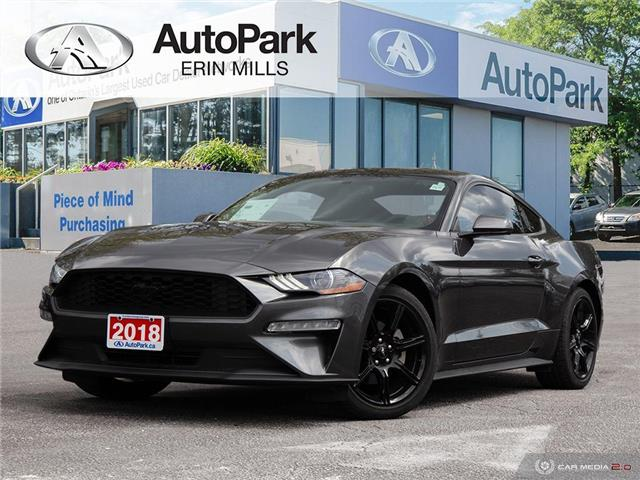 2018 Ford Mustang  (Stk: 160894AP) in Mississauga - Image 1 of 22