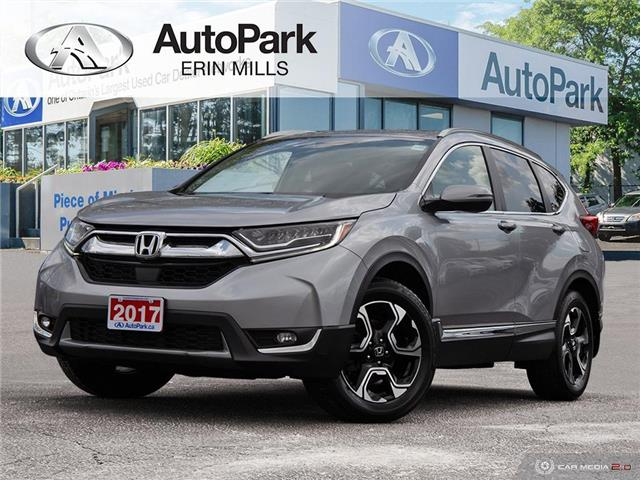 2017 Honda CR-V Touring (Stk: 102182AP) in Mississauga - Image 1 of 26