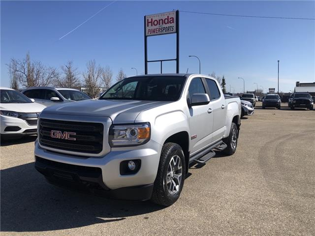 2018 GMC Canyon All Terrain w/Cloth (Stk: P21-056) in Grande Prairie - Image 1 of 18