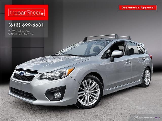 2013 Subaru Impreza 2.0i Touring Package (Stk: ) in Ottawa - Image 1 of 24