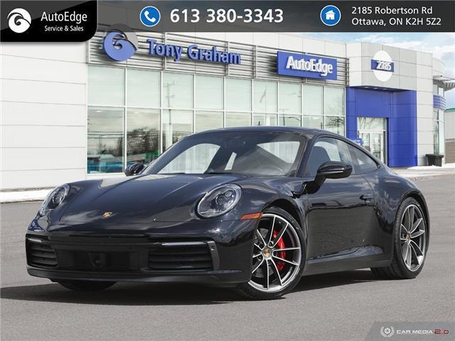 2020 Porsche 911 Carrera S WP0AB2A92LS226864 A0581 in Ottawa