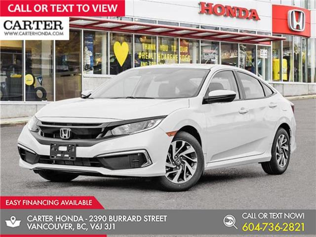 2021 Honda Civic EX (Stk: 3M94450) in Vancouver - Image 1 of 24