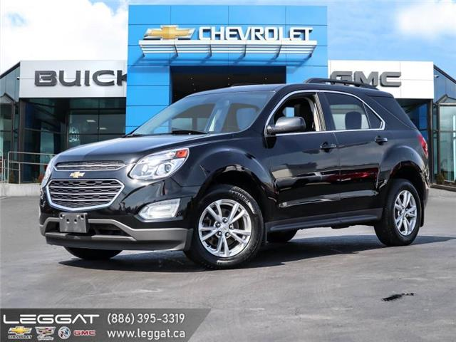 2017 Chevrolet Equinox LT (Stk: 6319D) in Burlington - Image 1 of 27