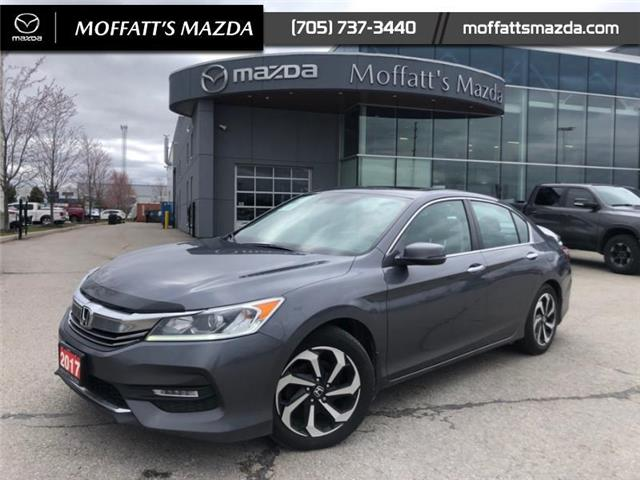 2017 Honda Accord EX-L (Stk: P7993A) in Barrie - Image 1 of 17