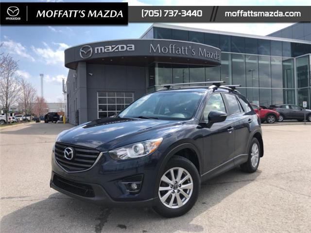 2016 Mazda CX-5 GS (Stk: P8844A) in Barrie - Image 1 of 18