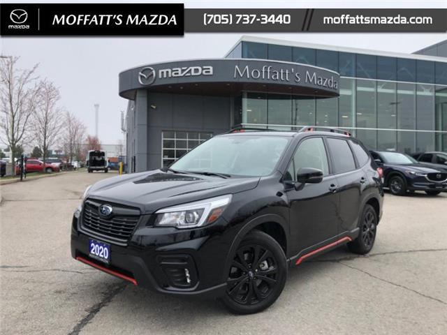 2020 Subaru Forester Sport (Stk: P8978AA) in Barrie - Image 1 of 21