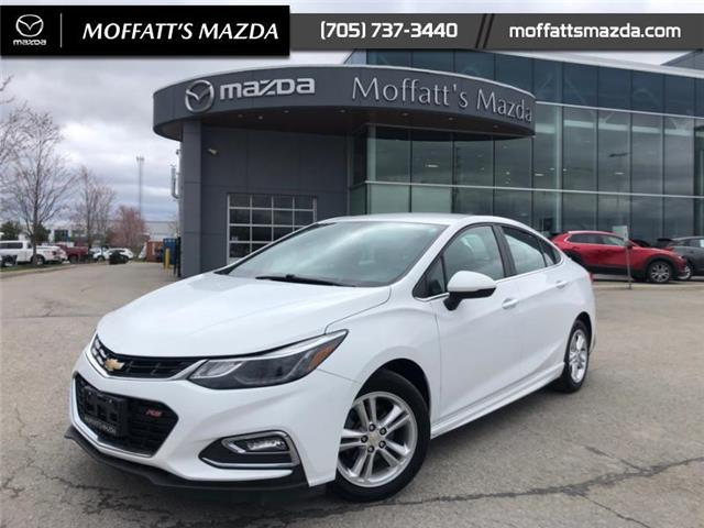 2016 Chevrolet Cruze LT Auto (Stk: P8938A) in Barrie - Image 1 of 19