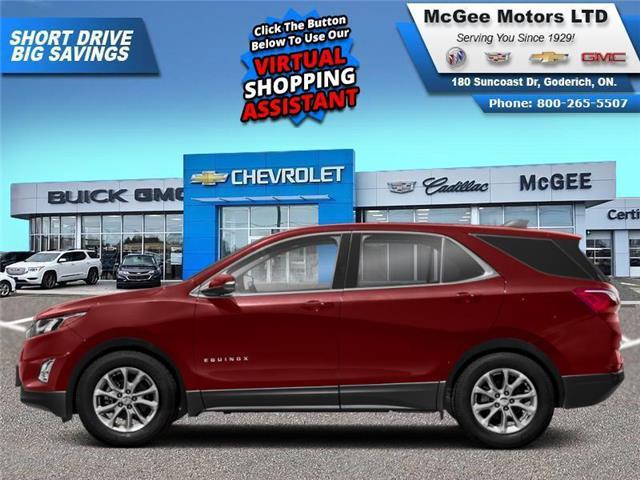 2021 Chevrolet Equinox LT (Stk: 138229) in Goderich - Image 1 of 1