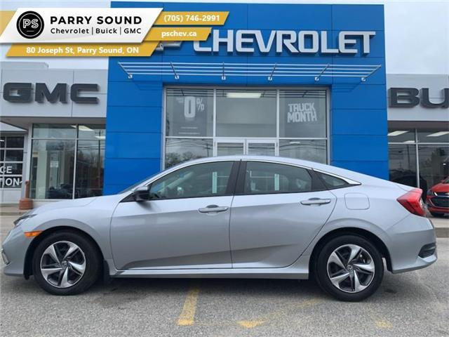 2019 Honda Civic LX (Stk: PS21-040) in Parry Sound - Image 1 of 20
