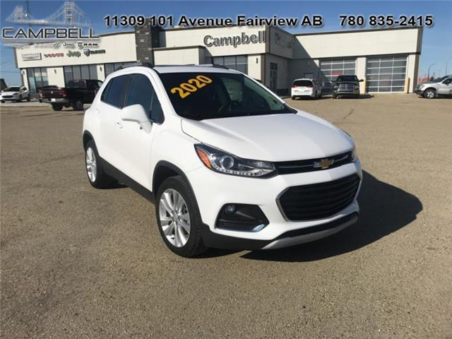 2020 Chevrolet Trax Premier (Stk: U2382) in Fairview - Image 1 of 15