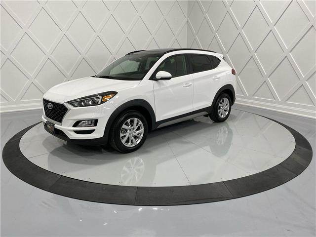 2020 Hyundai Tucson Preferred w/Sun & Leather Package (Stk: NP1907) in Vaughan - Image 1 of 26