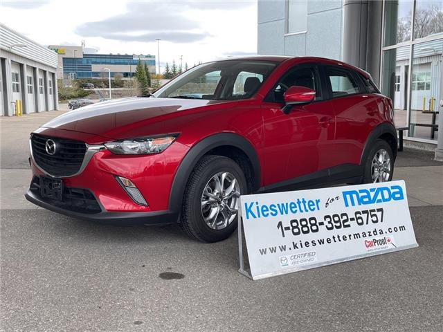 2017 Mazda CX-3 GS (Stk: 37393A) in Kitchener - Image 1 of 28
