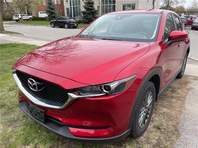 2017 Mazda CX-5 GS (Stk: P3477) in Toronto - Image 1 of 17