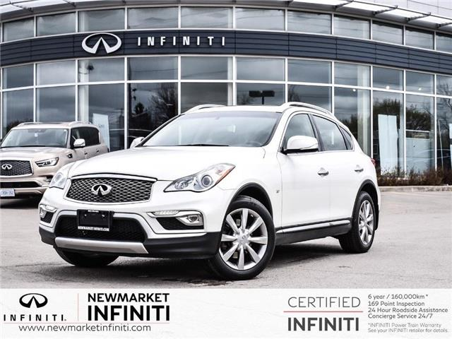 2017 Infiniti QX50 Base (Stk: UI1482) in Newmarket - Image 1 of 27