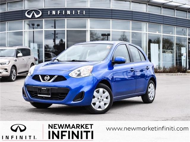 2017 Nissan Micra SV (Stk: UI1499) in Newmarket - Image 1 of 24