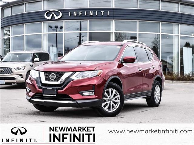 2018 Nissan Rogue SV (Stk: UI1504) in Newmarket - Image 1 of 24