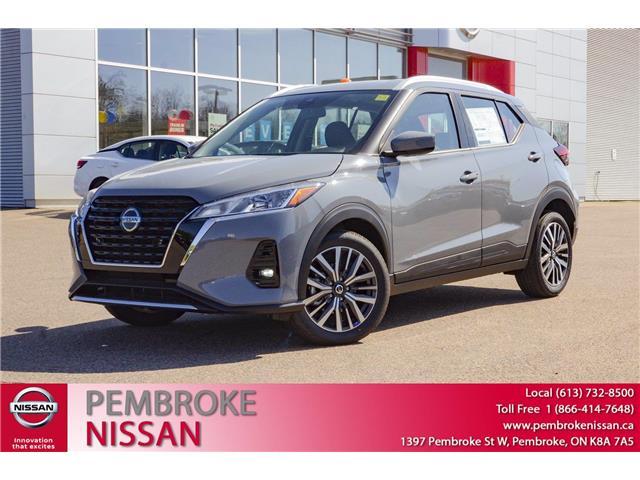 2021 Nissan Kicks SV (Stk: 21098) in Pembroke - Image 1 of 30