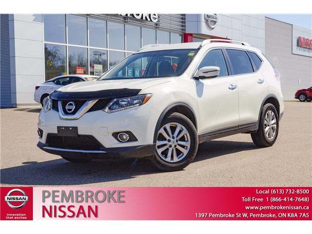 2016 Nissan Rogue SV (Stk: 20218A) in Pembroke - Image 1 of 30