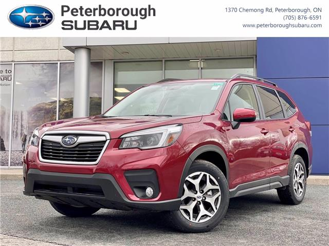 2021 Subaru Forester Convenience (Stk: S4505) in Peterborough - Image 1 of 30