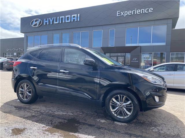 2015 Hyundai Tucson GLS (Stk: N1290TA) in Charlottetown - Image 1 of 10