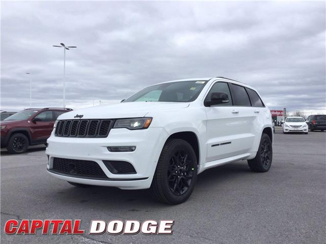 2021 Jeep Grand Cherokee Limited (Stk: M00395) in Kanata - Image 1 of 30
