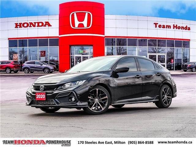 2020 Honda Civic Sport (Stk: 3844) in Milton - Image 1 of 29