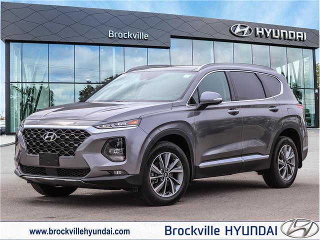 2020 Hyundai Santa Fe Preferred 2.0 w/Sun & Leather Package (Stk: R21239A) in Brockville - Image 1 of 30